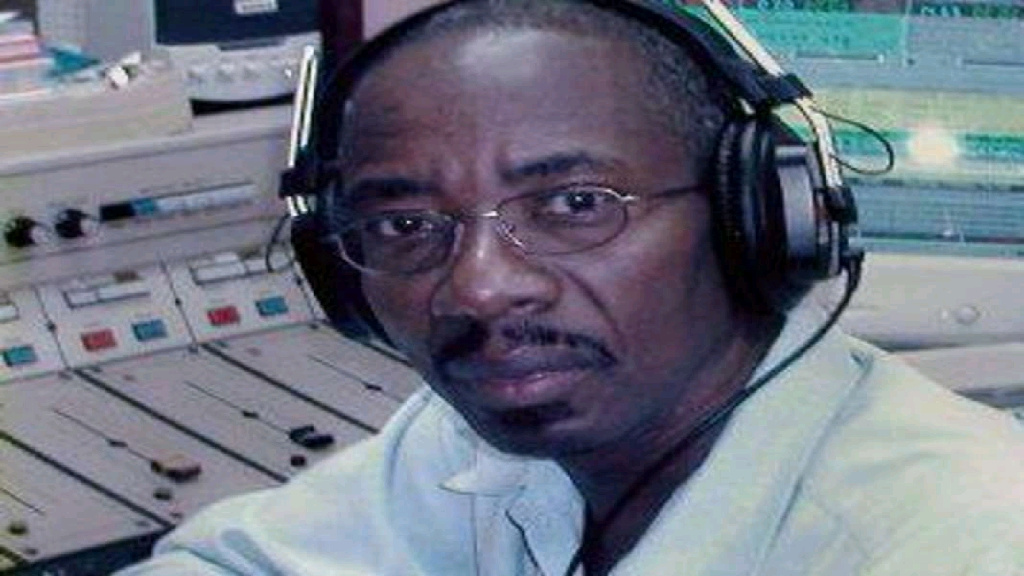 Veteran broadcaster and journalist, Vere Walcott