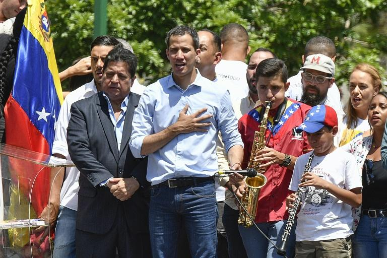 Accord Maduro-CICR sur l'envoi d'aide humanitaire — Venezuela