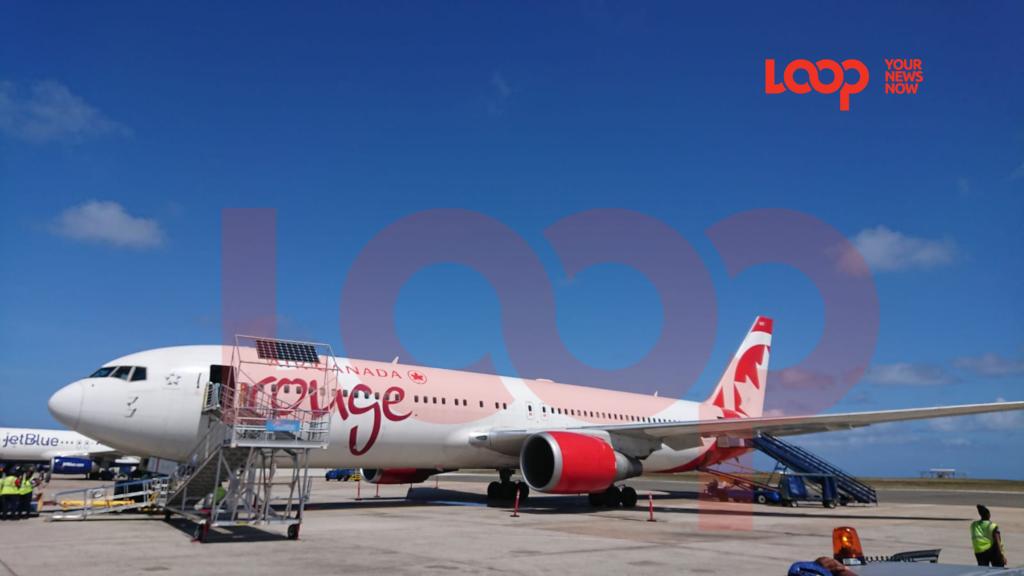 Flight AC 1724