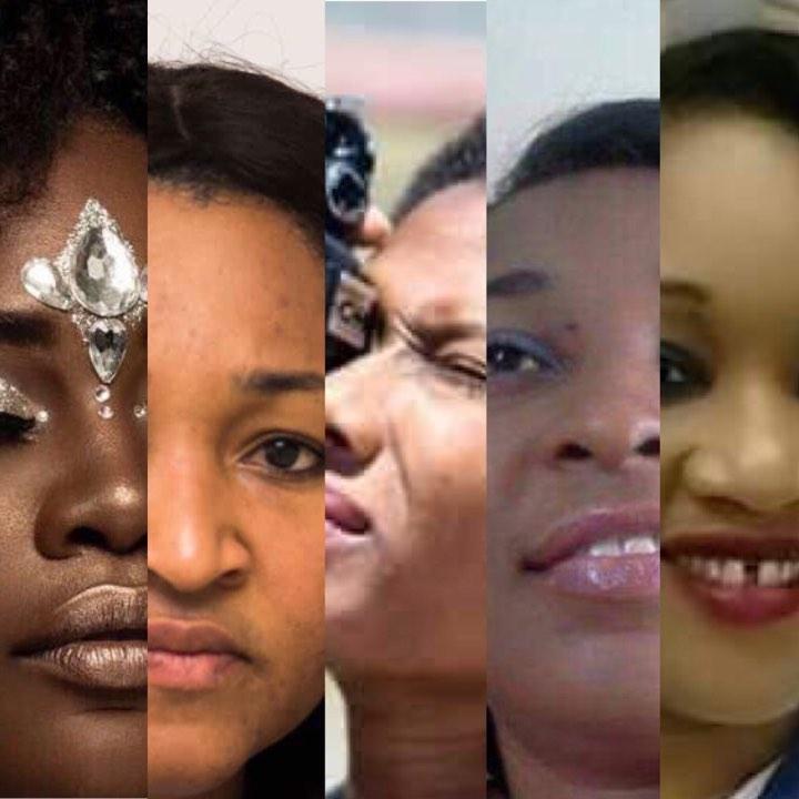 Qui se souvient de toutes ces femmes humiliées, tabassées, tuées et qui hantent encore aujourd'hui nos mémoires?/Photo-collage