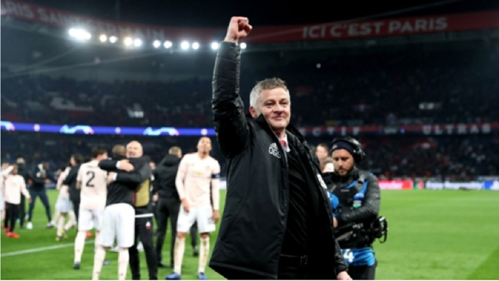 Ole Gunnar Solskjaer has backed himself to succeed at Manchester United.