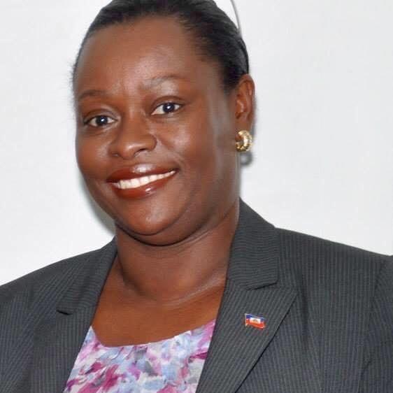 Majorie Alexandre Brunache, l'un des trois noms retenus par le président de la République pour être le prochain Premier ministre d'Haïti