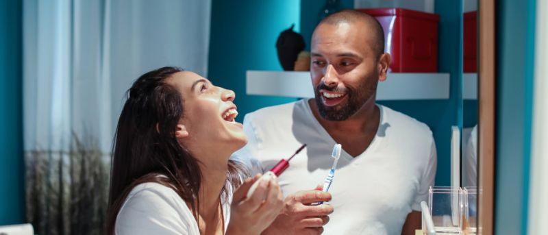 Il y aurait un lien entre la santé dentaire et les troubles de l'érection.  Photo: Yahoo