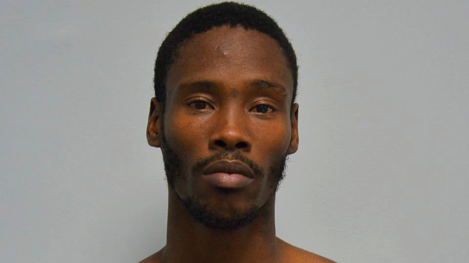 Photo; 31-year-old Robert Benoit was charged with the murder of 21-year-old Anthony Franklin. Photo courtesy the TTPS.