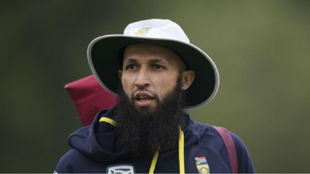 South Africa batsman Hashim Amla.