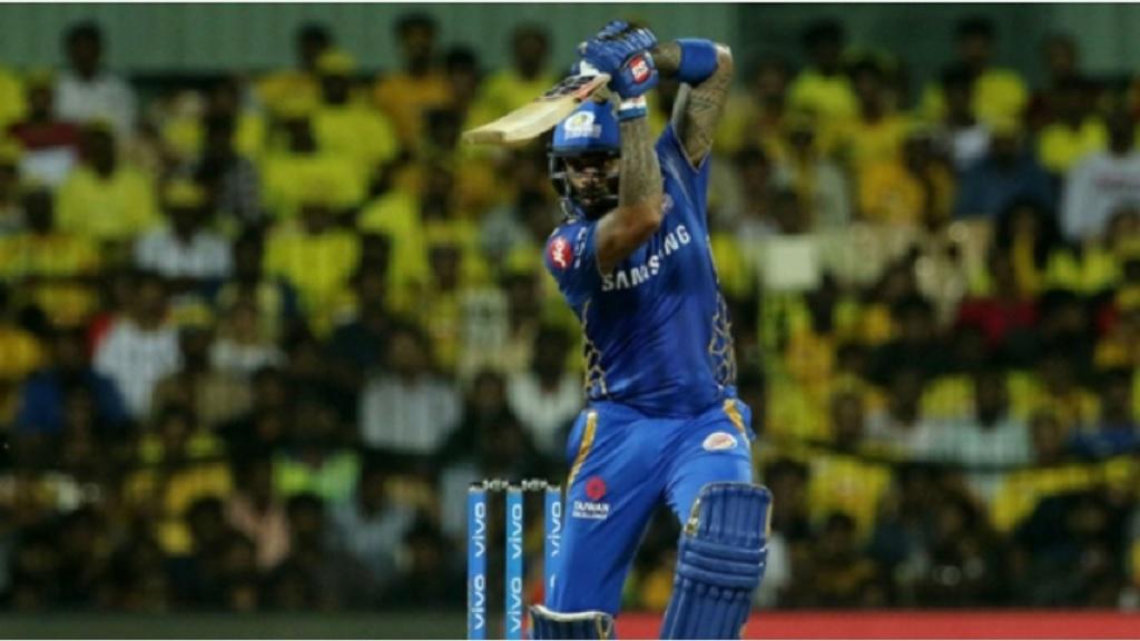 Mumbai Indians batsman Suryakumar Yadav.