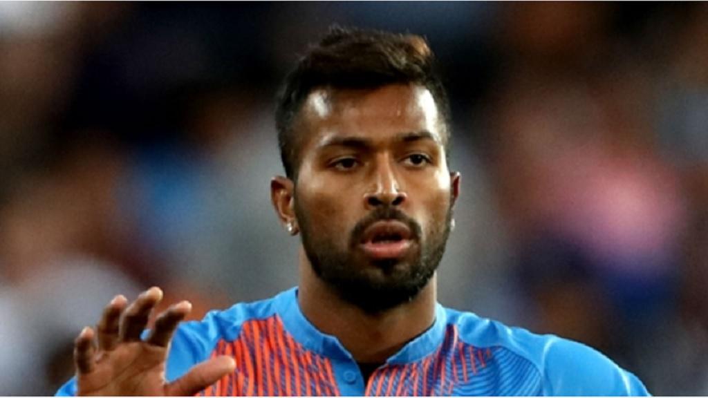 Mumbai Indians all-rounder Hardik Pandya.
