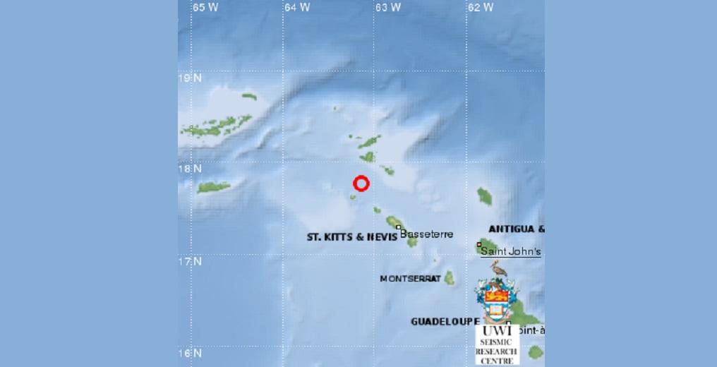 Three Caribbean Islands Rattled By 4.1 Quake