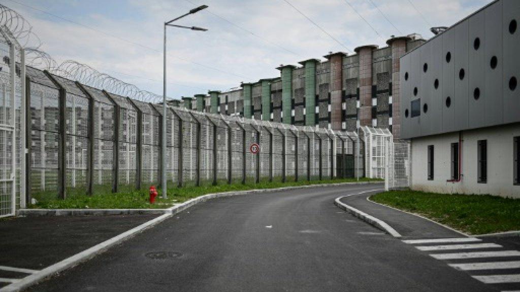 Maison d'arrêt de Fleury-Mérogis, le 21 mai 2019. AFP