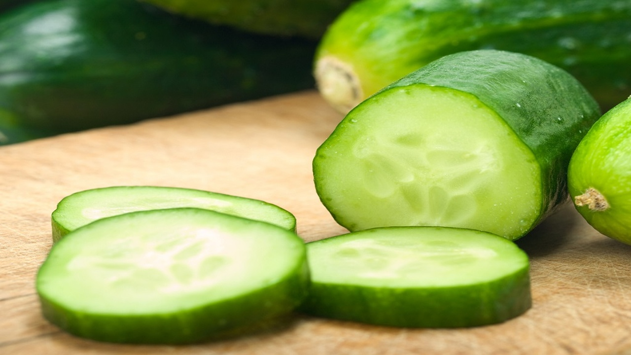 iStock image of a cucumber.