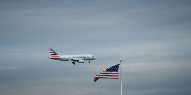 Les liaisons aériennes entre les États-Unis et le Venezuela ont été suspendues. © Brendan Smialowski / AFP