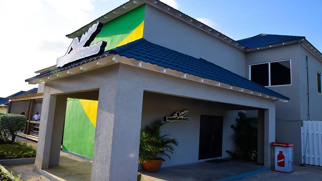 Tracks and Records Ocho Rios restaurant has been temporarily closed. Photo via KLE's website.
