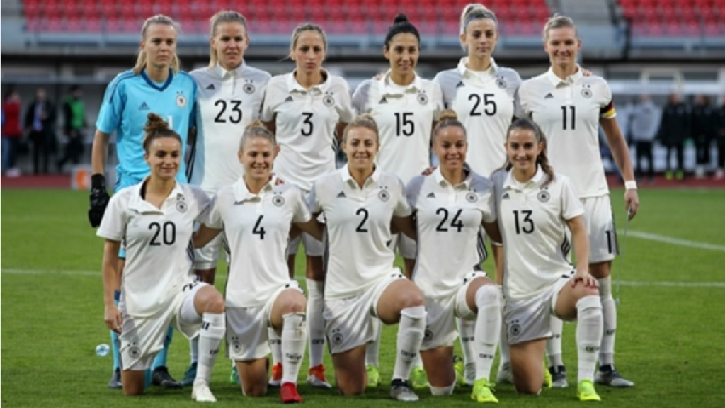 The Germany women's national team.