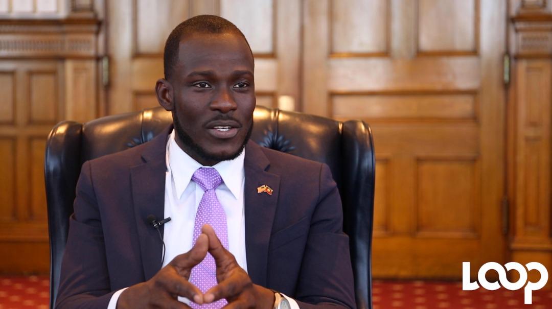Jean Bradley Derenoncourt, candidat pour devenir maire de la ville de Brockton, a été la cible de propos jugés racistes prononcés par Gary Keith./Photo: Loop Haiti-Luckenson Jean