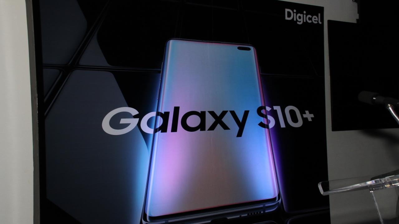 Digicel launches Samsung Galaxy S10 in Jamaica | Loop News