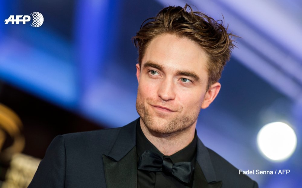 Robert Pattinson doit incarner Batman dans le prochain film consacré au super-héros DC afp.com - FADEL SENNA