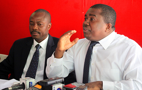 Le secteur dit démocratique et populaire continue de réclamer le départ de Jovenel Moise