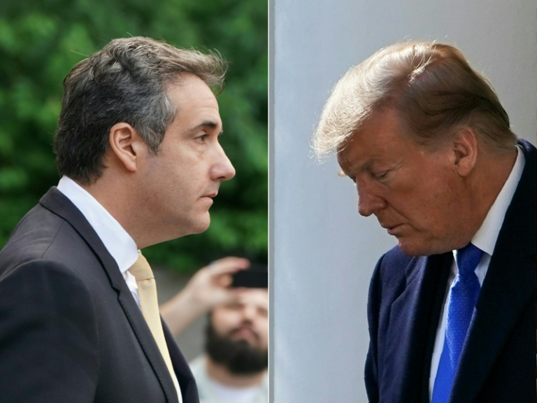Michael Cohen a quitté lundi 6 mai son appartement de Park Avenue à New York, pour rejoindre sa cellule de prison