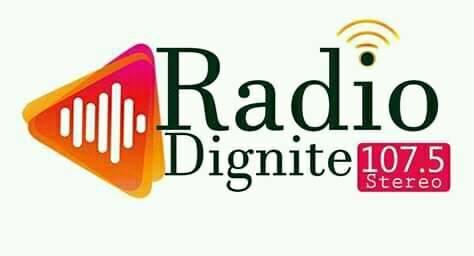 Radio Dignité, objet de menaces de morts, a fermé ses portes dans le département de l'Artibonite./Photo: Compte Facebook de la radio