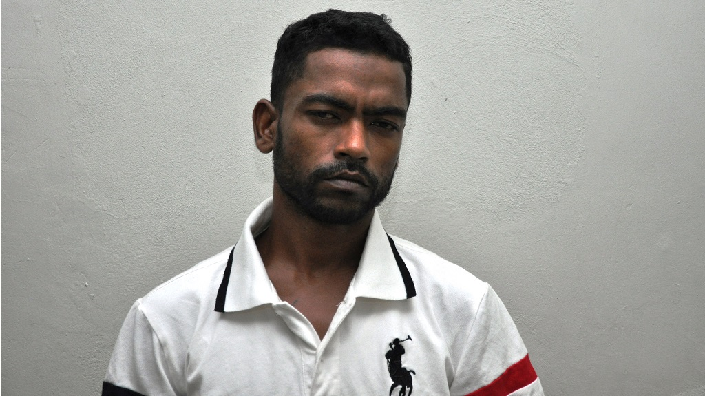 Photo: Adrian Williams was charged with the murder of Jeremy Darion Stephen. Photo courtesy the TTPS.