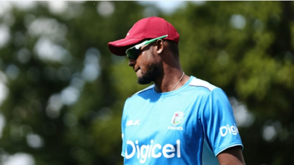 Windies captain Jason Holder