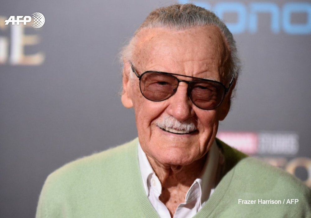 Stan Lee, le magnat des comics marvel