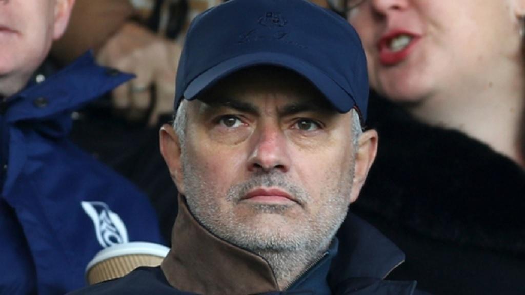 Former Manchester United manager Jose Mourinho.