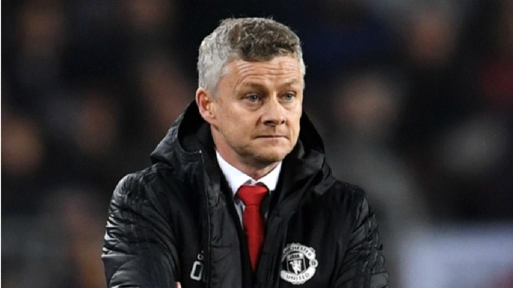 Manchester United boss Ole Gunnar Solskjaer.