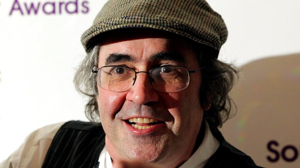 In this May 13, 2013 file photo, Danny Baker poses for a photo in London.  (Yui Mok/PA via AP, file)