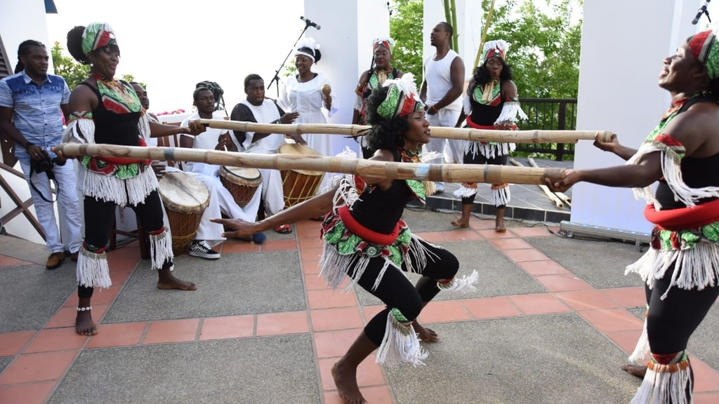 Tobago culture was alive at Leve 2019