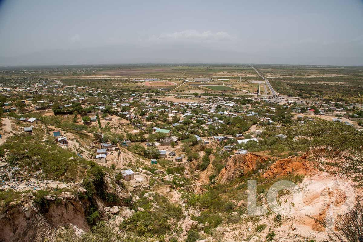Haïti: le cri de détresse des habitants de Canaan/ Photo: Estailove Sainval