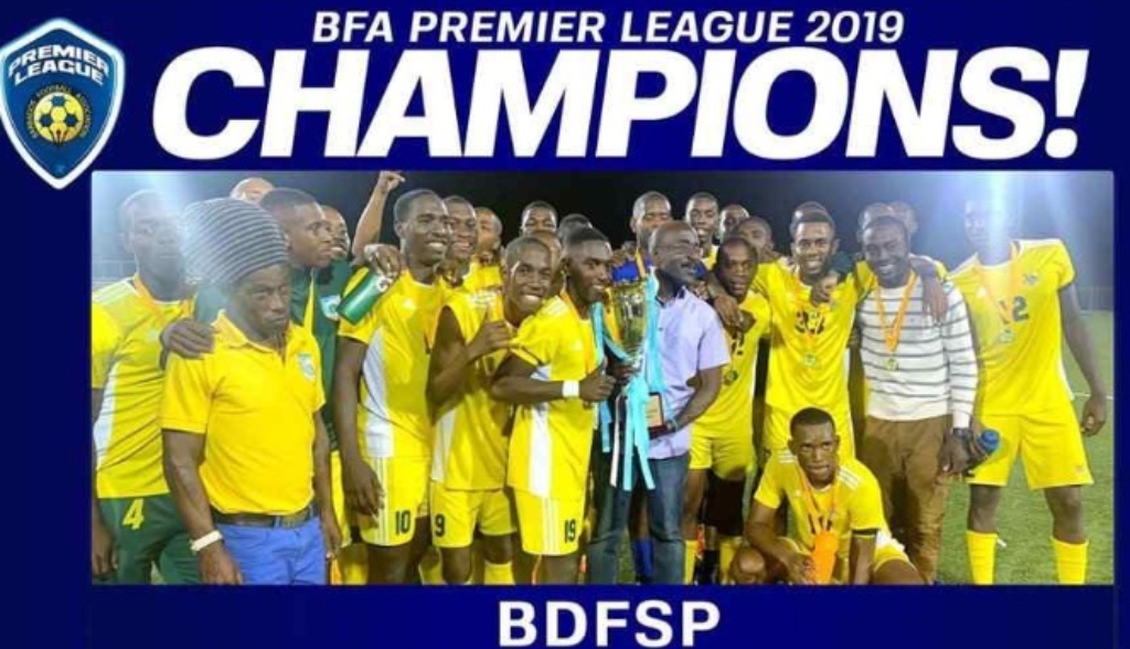 New champs in town - BDFSP.