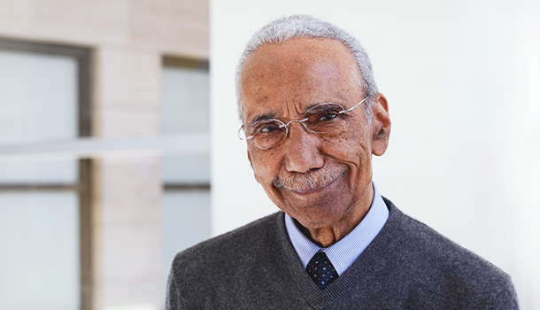 Jean Claude Fouron, pédiatre et cardiologue fœtale, est récipiendaire de l'Ordre de Montréal 2019./Photo: Université de Montréal.