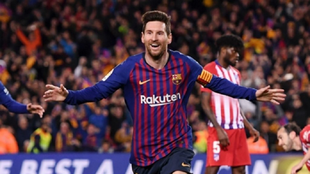 5eb38b2435a Lionel Messi wins sixth European Golden Shoe