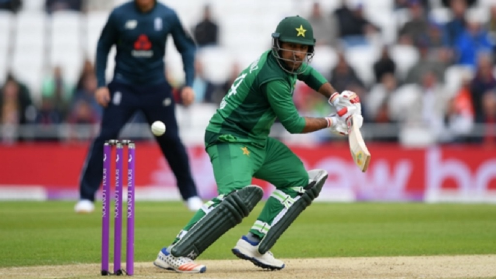 Pakistan skipper Sarfraz Ahmed.