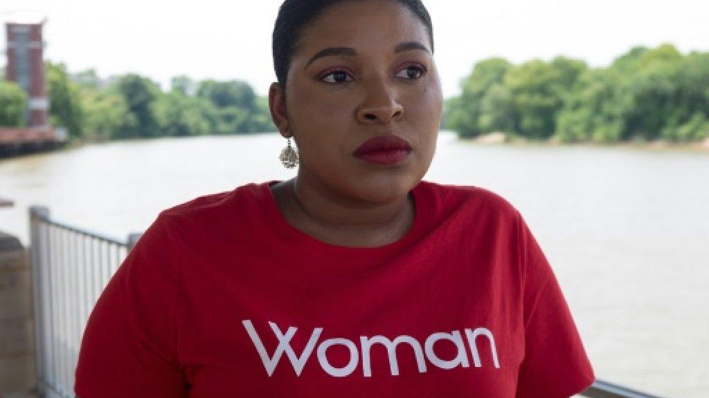 L'Américaine Samantha Blakely a avorté il y a deux ans après un viol AFP