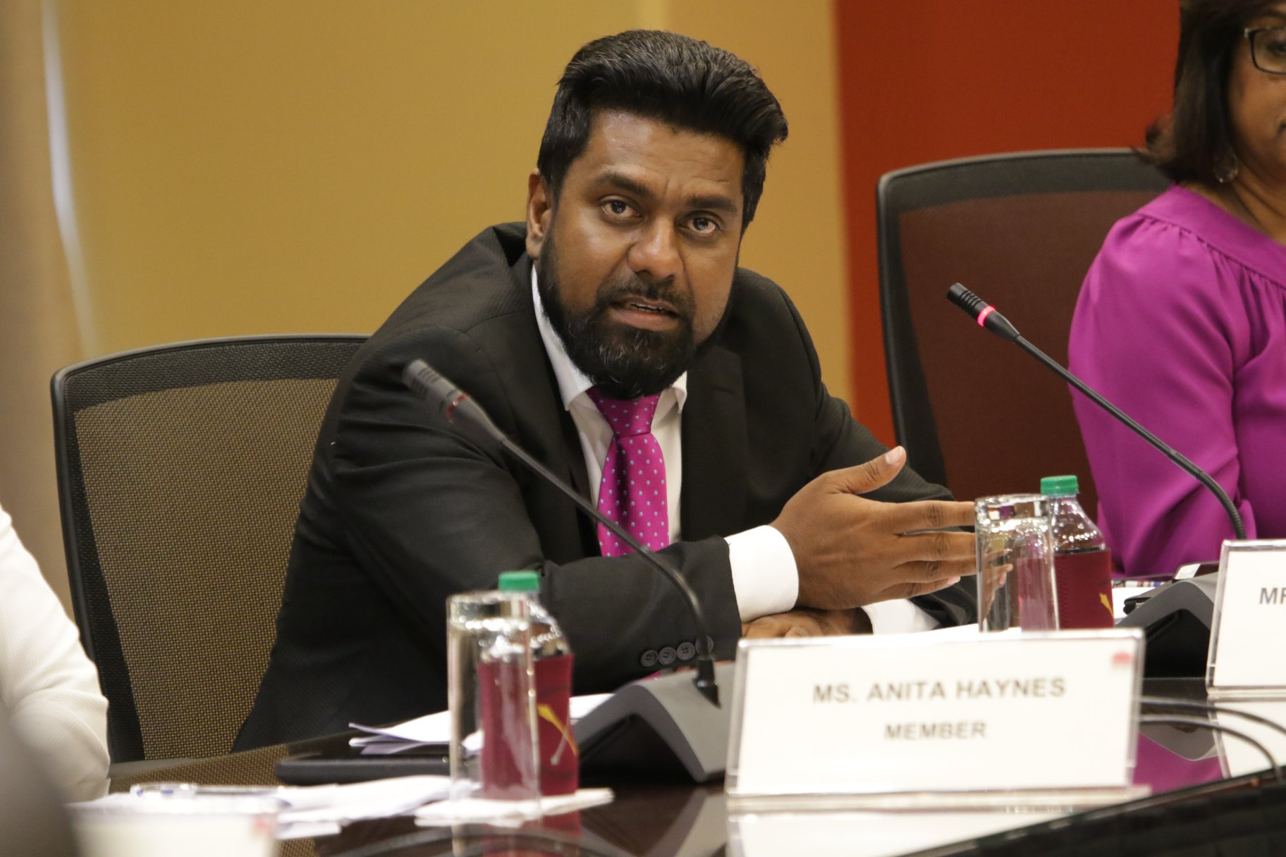 Gerald Ramdeen (Photo: Office of the Parliament)