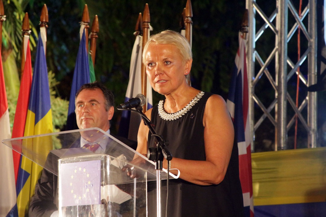 EU Ambassador to Jamaica Malgorzata Wasilewska says the festival is a celebration of the richness and diversity of European culture.