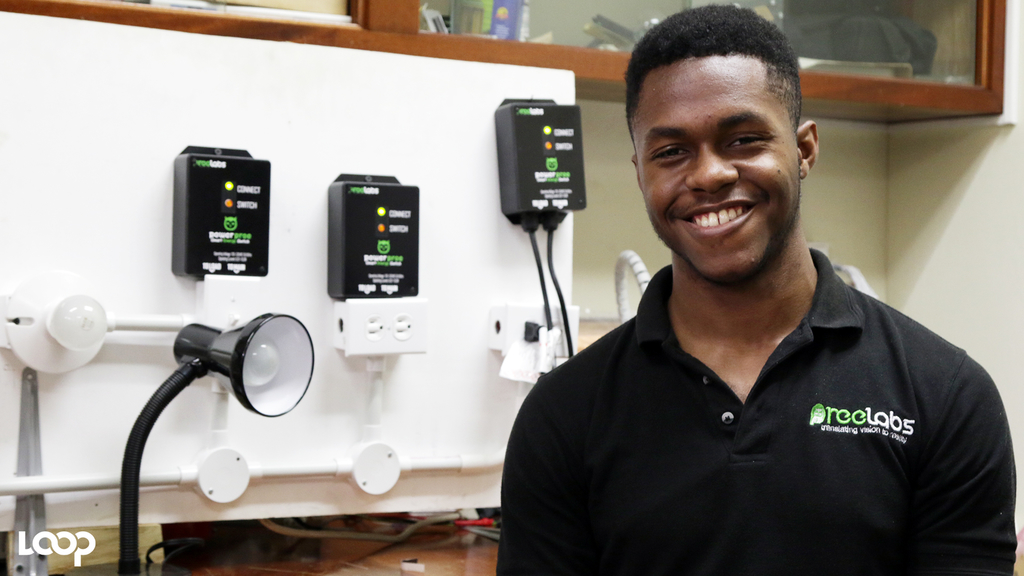 Wallen-Bryan, who is currently pursuing his Masters of Philosophy in Electronic Engineering at The University of the West Indies, Mona, also serves as the CEO of PreeLabs,