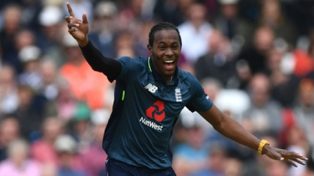 England all-rounder Jofra Archer.
