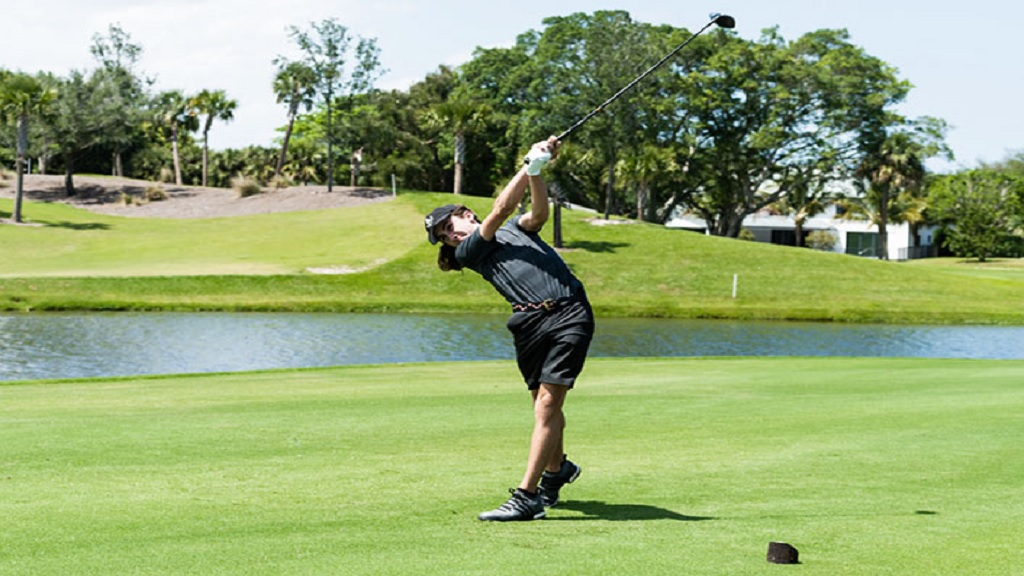 Rafe Cochran, 14, has a passion for golf and philanthropy.