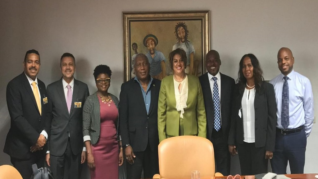 Representatives from the Jamaica Bankers Association (JBA), the Cambio Association and JIFS, held discussions around the way forward to adopting the set of 55 good practice principles which make up the FX Global Code.