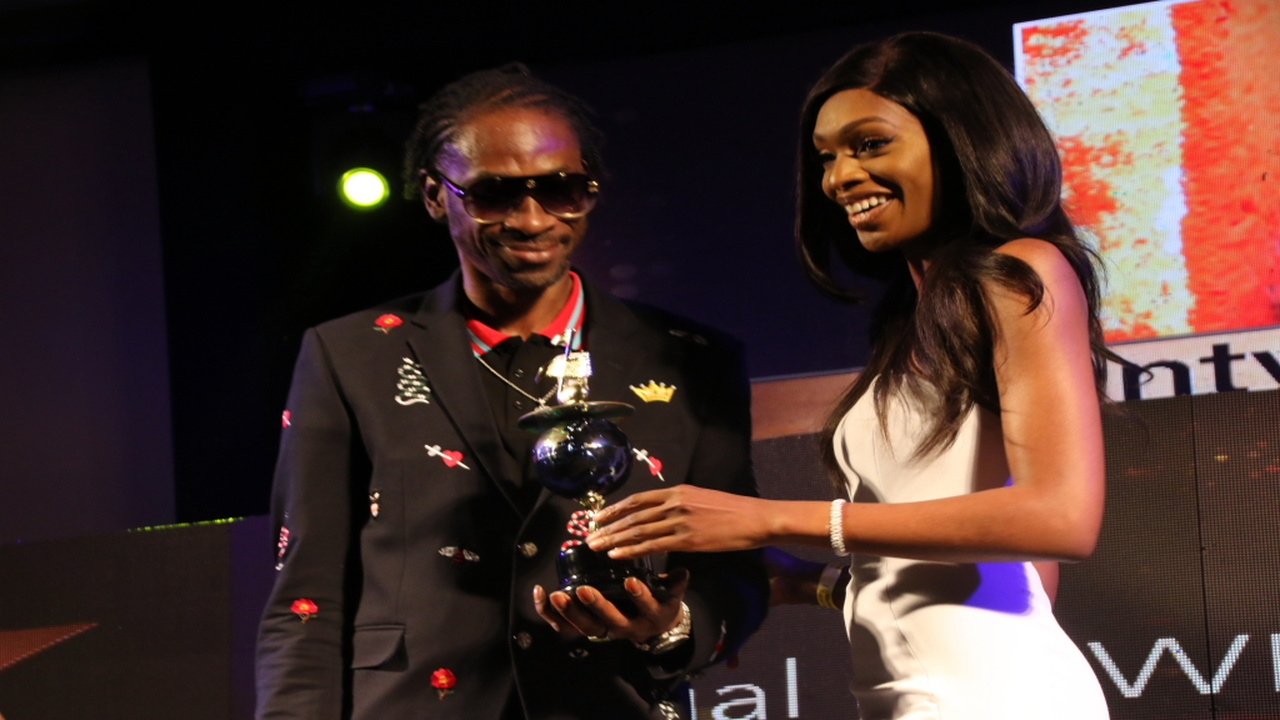PHOTOS: Spice, Koffee and Popcaan among the big winners at