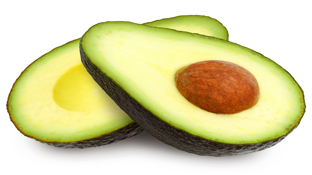 Two slices of avocado. (PHOTO: iStock)