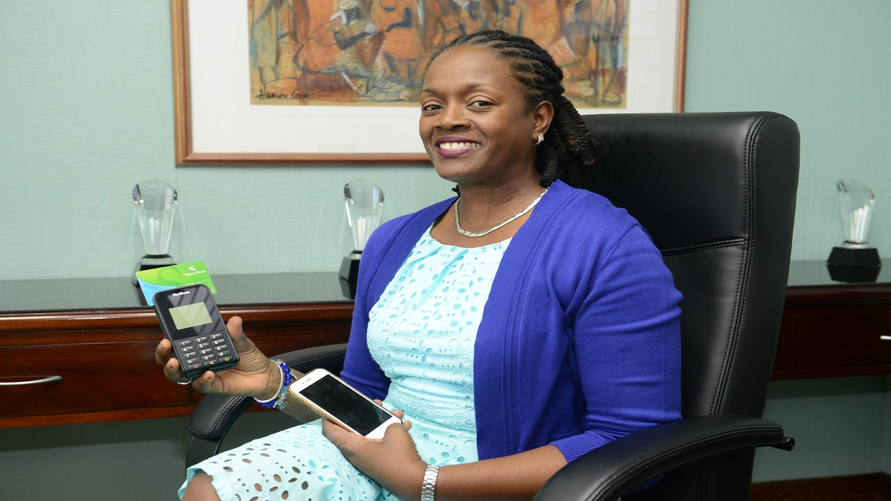 Sagicor Bank CEO, Chorvelle Johnson, noted that the world is becoming 'cashless' and more  persons are using electronic payment systems as a convenient and safer way to do business.