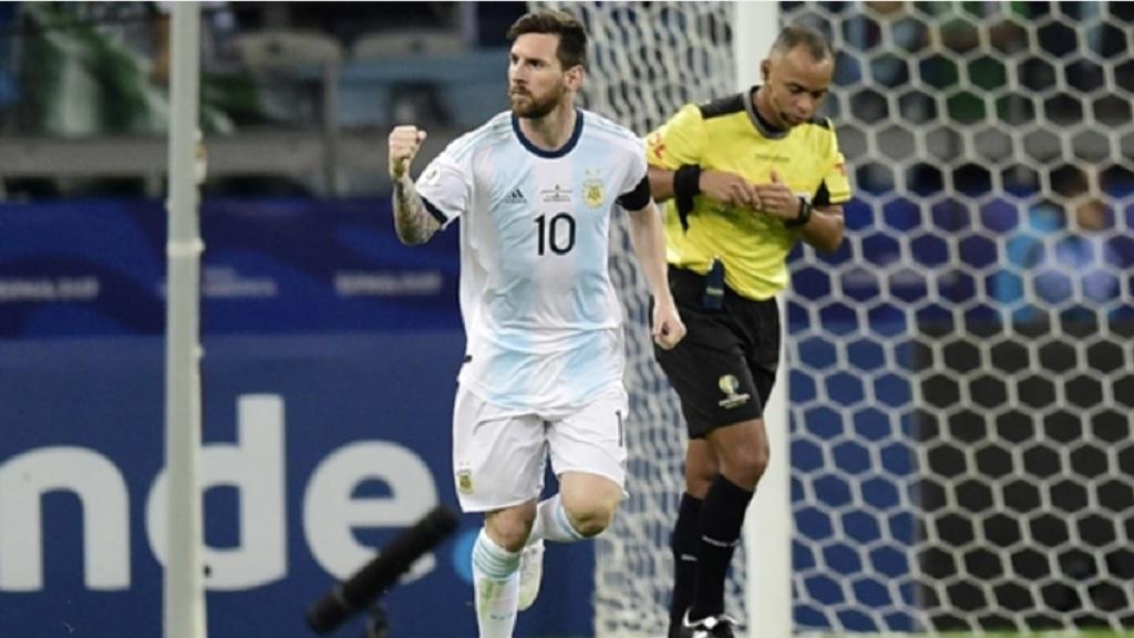 Argentina star Lionel Messi.