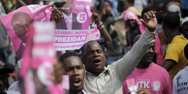 La manifestation annoncée par les partisans et sympathisants de Jovenel Moise a été annulée.