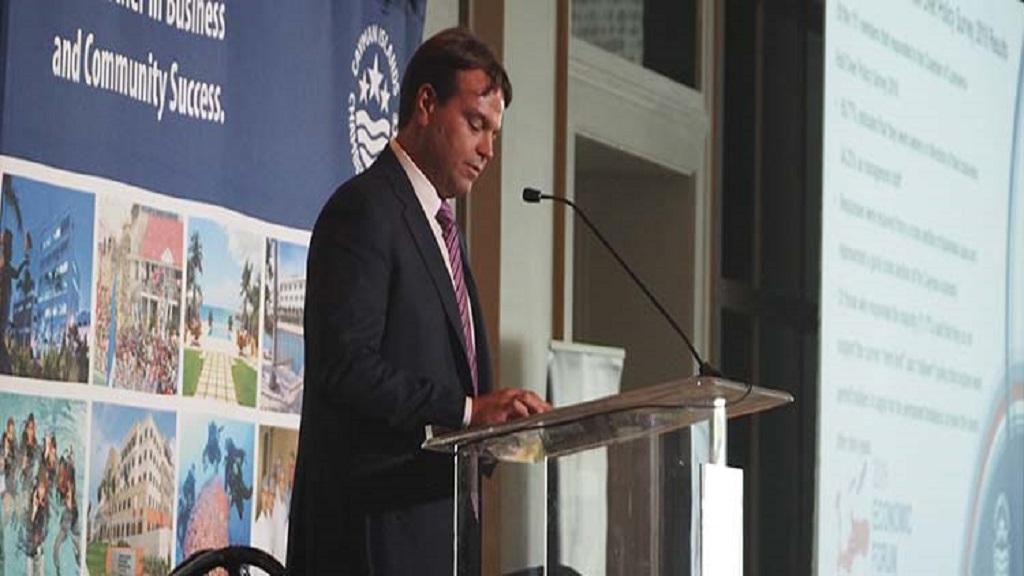 Chamber President, Chris Kirkconnell