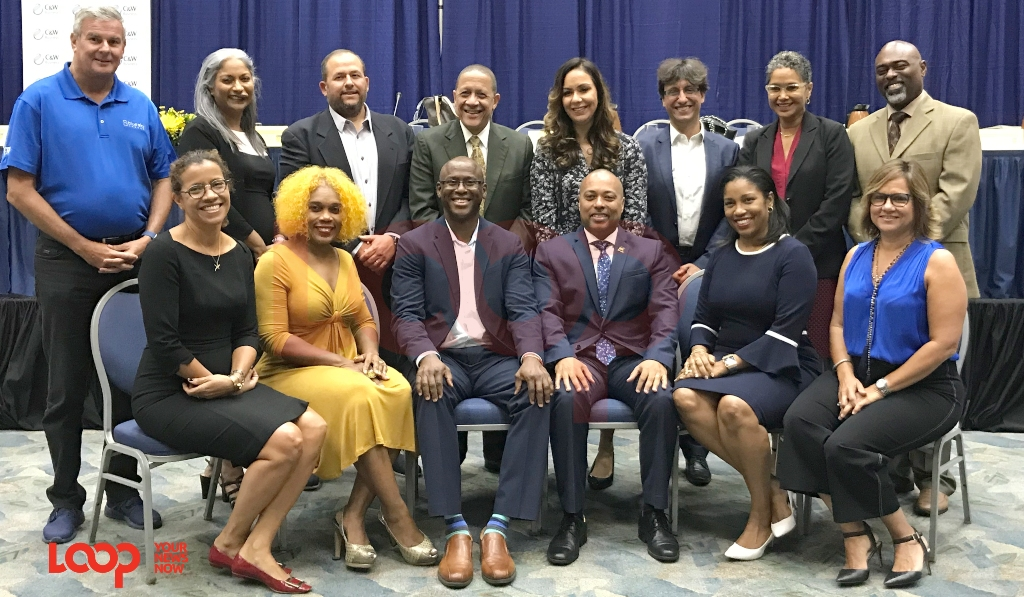 The new Board of BHTA 2019-2020.