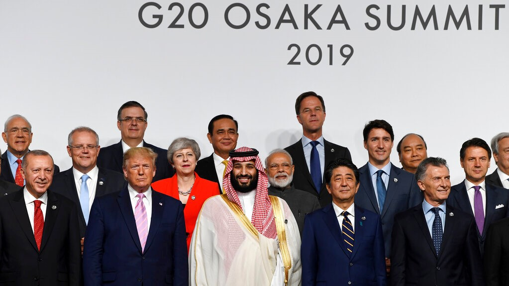 Image result for G20 Osaka 2019 summit revealed deep divides